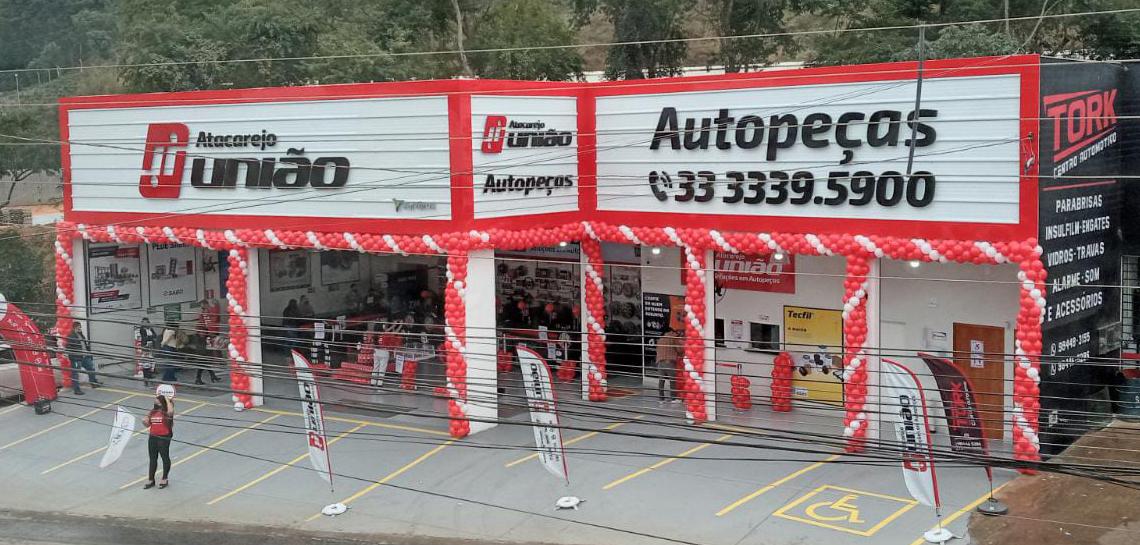 Mais uma filial inaugurada: União Manhuaçu