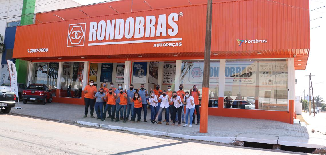 Mais uma filial inaugurada: Rondobras Sorriso