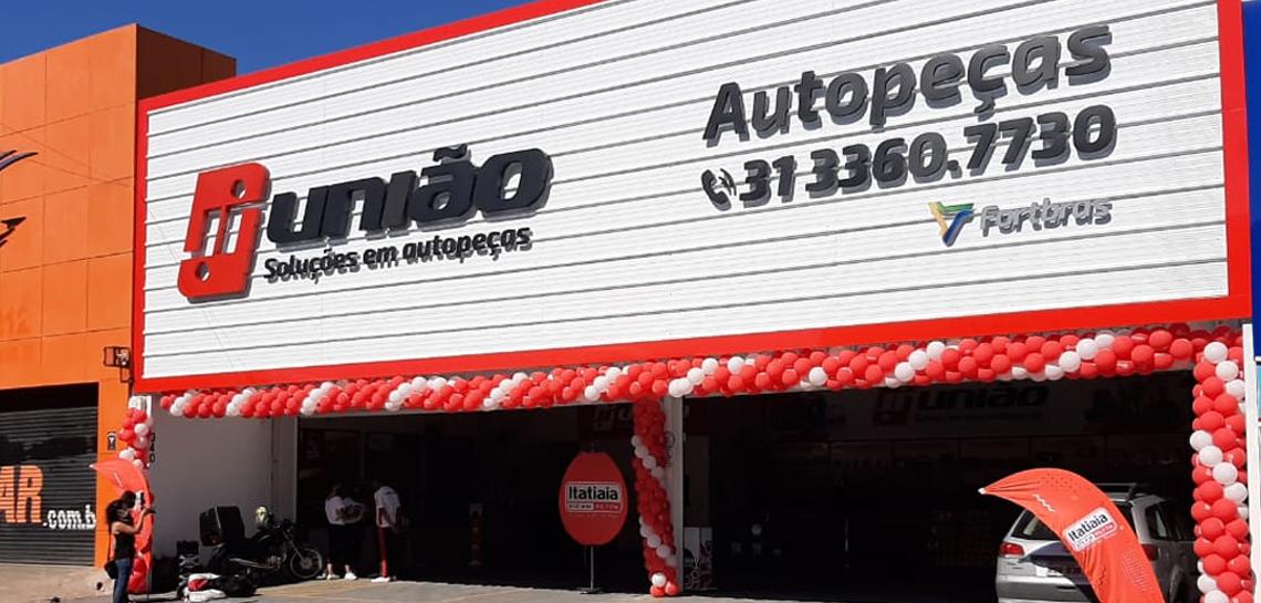 Mais uma filial inaugurada: União Contagem/MG